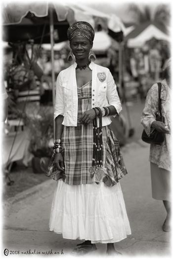 Rastafarian in St. Croix