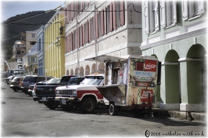 Christiansted cart