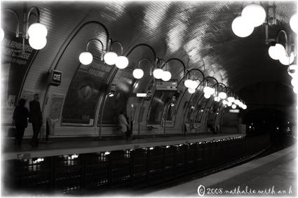 Metro La Cite